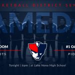 Boys Basketball Takes on Oak Ridge in District Semifinals