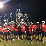Boys Lacrosse Picks Up 11-1 Win Over Jones