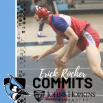 Erick Rocher Commits to Johns Hopkins University