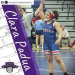 Clara Padua Commits to Iowa Wesleyan