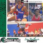 Lens Mathurin Commits to Mount Olive