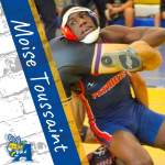 Moise Toussaint Commits to Allen University