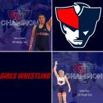 Girls Wrestling: Sierra Chavez and Kailey Rees Capture State Titles