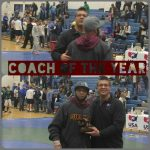 Coach Cooper voted Coach of the Year at USA Metros