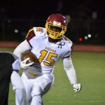 Xaiver Brown Receives Honorable Mention to CHSAA 3A All-State Football Team