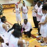 Joe Williams Leads the Girl's Basketball Team into the 2017-18 Season
