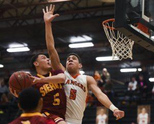Photo Gallery: Boys Basketball vs. Lewis Palmer HS 2nd Round 2018 Playoffs