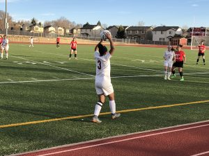 Photo Gallery: Girls Soccer vs. Arvada 3/14/2018