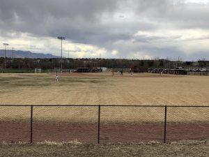 Photo Gallery: Baseball vs. Mitchell 3/15/2018