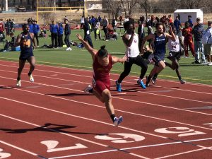 Photo Gallery: Track Team at the Panther Invitational 3/17/2018