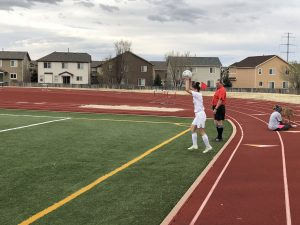 Photo Gallery: Girls Soccer v. Widefield 4/5/2018