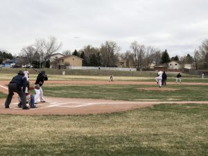 Photo Gallery: Baseball vs. Canon City 4/13/2018