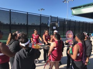 Photo Gallery: Girls Tennis Regional 5/4/2018