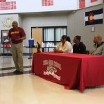 Photo Gallery: Derrian Reed Signing With CSU-Pueblo
