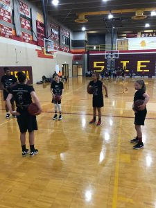 Photo Gallery: 2018 Xaiver Ford Basketball Camp