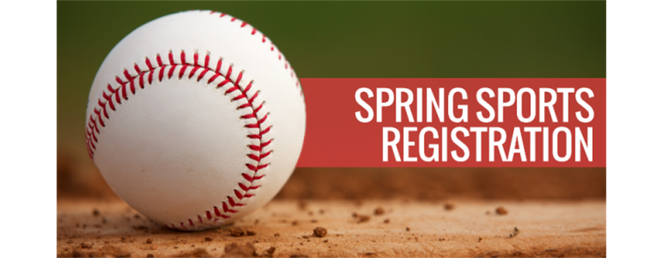 Spring Sports Begins February 25th