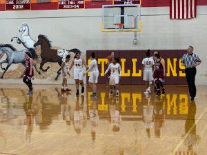Photo Gallery: Girls Basketball 1st Round 2019 Playoffs vs. Cheyenne Mountain