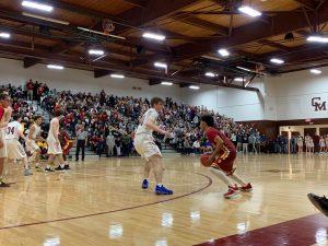 Photo Gallery: Boys Basketball Sweet Sixteen Game vs. Cheyenne Mountain 2/27/2019