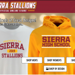 Spring Sale on the Sierra Online Store