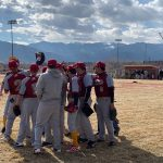Boys Varsity Baseball falls to Mitchell 17 – 6