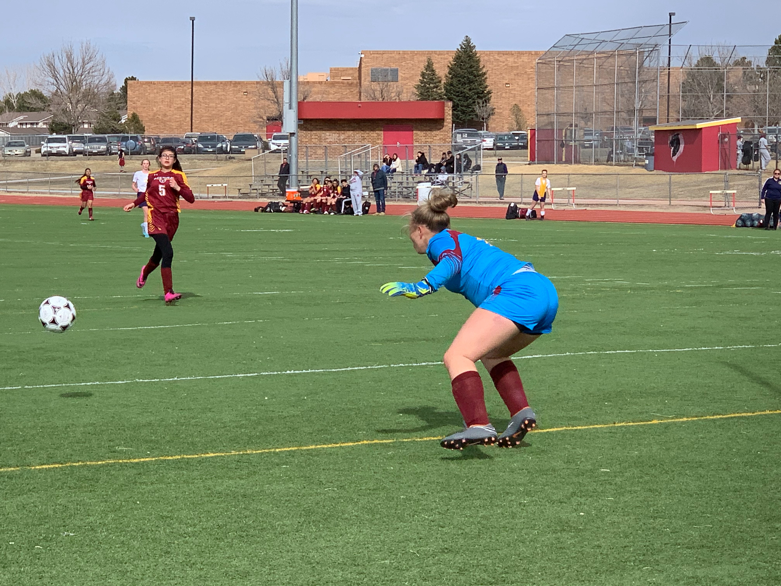 Drew Girling Receives Honorable Mention for 4A Girls State Soccer Team