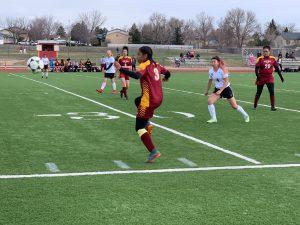Photo Gallery: Girls Soccer vs. Mesa Ridge