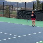 Photo Gallery: Girls Tennis vs. Sand Creek