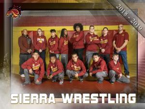 Photo Gallery: Wrestling 18-19 Season