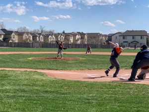 Photo Gallery: Baseball vs. Mitchell