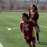 Girls Varsity Soccer falls to Widefield 4 – 0