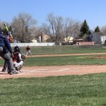 Boys Varsity Baseball falls to Mitchell 17 – 5