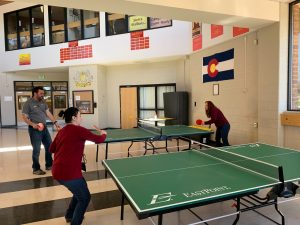 Photo Gallery: New Games for the Cafeteria