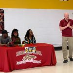 Photo Gallery: Tionna Moss College Signing