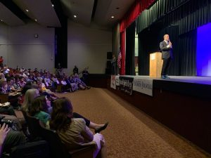 Photo Gallery: Governor Jared Polis Townhall at Sierra