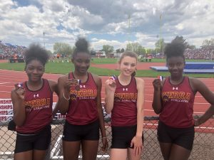 Photo Gallery: Sierra at State Track 2019 Day 2