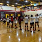 Photo Gallery: Volleyball vs. James Irwin
