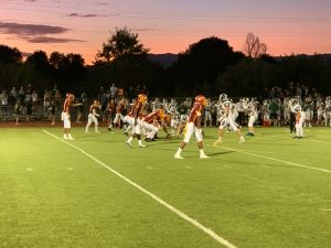 Photo Gallery: Football vs. Woodland Park