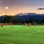 Stallion Football Wins For the First Time on the Sierra Campus