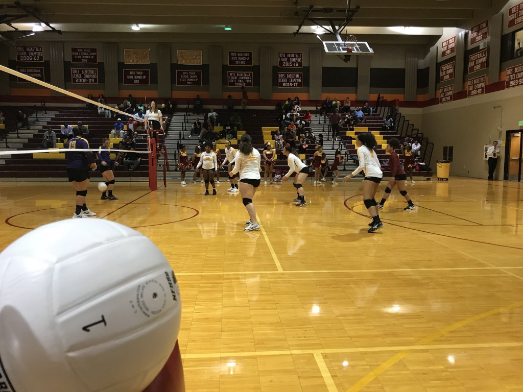 Volleyball Pink Out Game vs. Elizabeth Rescheduled