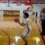 Photo Gallery: Boys Basketball vs. Pueblo West