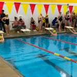 Photo Gallery: Girls Swim vs. Woodland Park