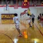 Photo Gallery: Boys Basketball vs. Mesa Ridge
