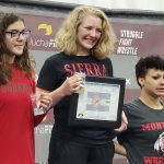 Girls Wrestling Makes History at State Championships