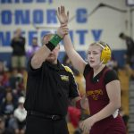 Stallion Athlete of the Week: Hailey Ahsmuhs State Wrestling Champion