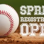 Spring Sports Start Monday March 2nd!