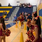 Photo Gallery: Cheer Team at Playoff Game