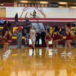 Photo Gallery: Girls Basketball 2nd Round Playoff Win vs. Rifle
