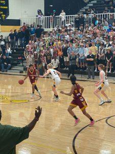 Photo Gallery: Girls Basketball Sweet Sixteen Win Over Thompson Valley