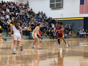 Photo Gallery: Girls Basketball Great Eight Game vs. Green Mountain