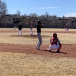 Photo Gallery: Baseball Scrimmage vs. Palmer